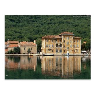 Bakar, Kroatien-Landschaft Postkarte
