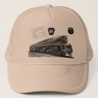 Baldwin-Pennsylvania Eisenbahn-T-1 Truckerkappe