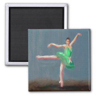 Ballett-Bewegung Quadratischer Magnet