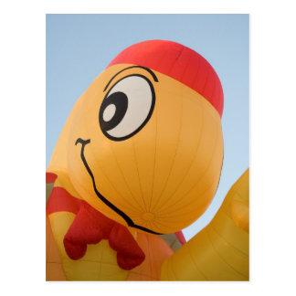 Ballon special-1 postkarte