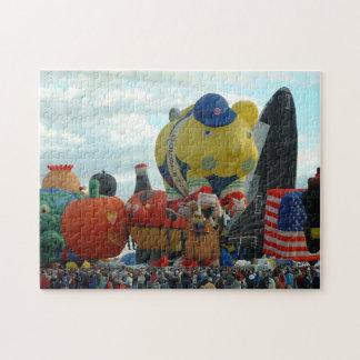 Ballonfiestapuzzlespiel Jigsaw Puzzle