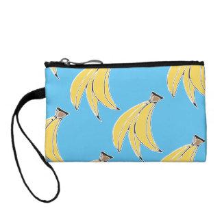 Bananen-Druck-Kupplung Kleingeldbörse