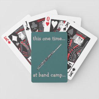Band-Lager-Spielkarten Pokerkarten