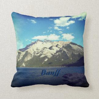 Banff und Berg Kissen