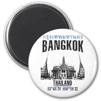 Bangkok Runder Magnet 5,7 Cm