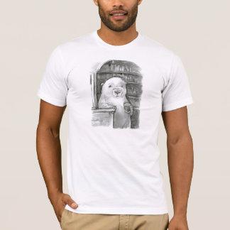 Bar-Bier-Bärn-Bohrung T-Shirt