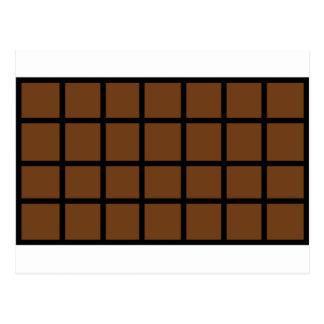 Bar der Schokoladenikone Postkarten