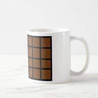 Bar der Schokoladenikone Tasse