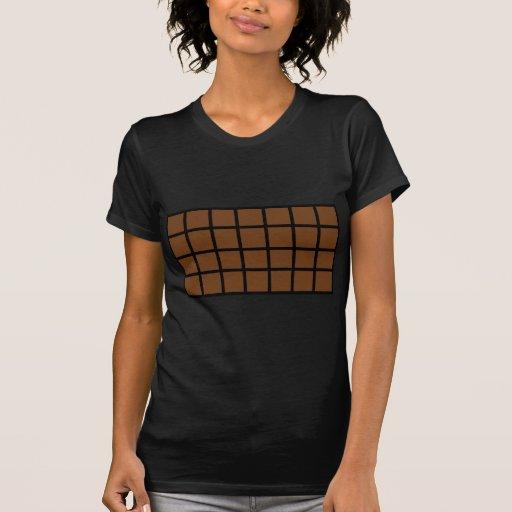 Bar der Schokoladenikone Hemd