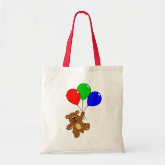 """""""Bär mit Ballon"""" Tasche"""