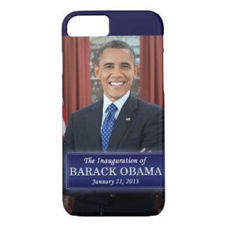 Barack Obama Einweihung 2013 iPhone 8/7 Hülle
