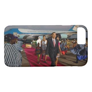 Barack Obama iPhone 8/7 Hülle