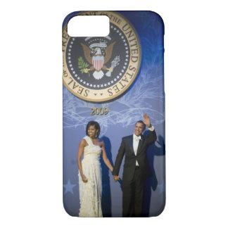 Barack u. Michele Obama iPhone 8/7 Hülle