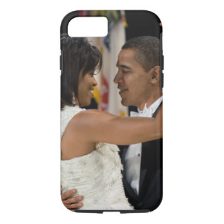 Barack und Michelle Obama iPhone 8/7 Hülle