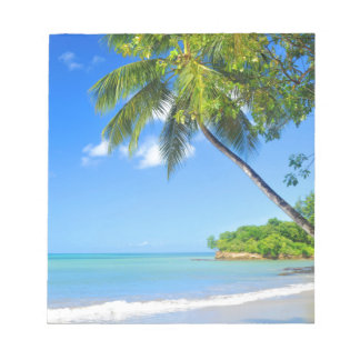 Barbados Notizblock