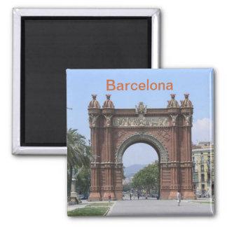Barcelona-Magnet Magnets