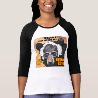 Bären für Bernie T-Shirt