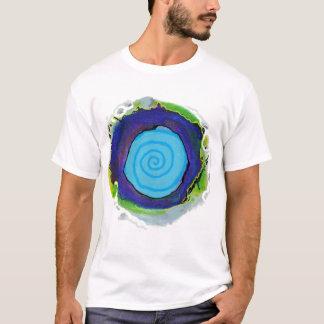 BargasArtworks sprial PortalShirt T-Shirt