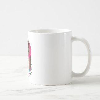Bärn-Farbe voll Tasse