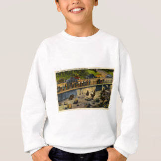 Bärn-Höhlen-Washington-Park Portland Oregon Vintag Sweatshirt