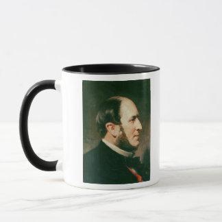Baron Georges Eugene Haussmann 1867 Tasse