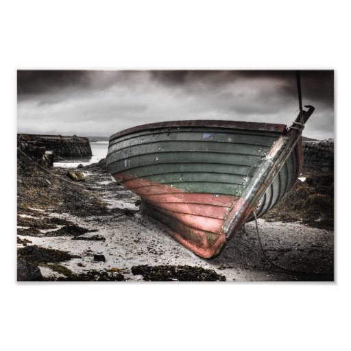 Barra Insel äußeres Hebrides Fotodrucke