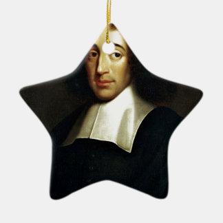 Baruch Spinoza Keramik Ornament