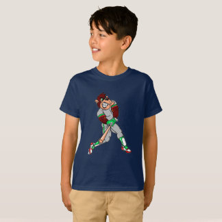 Baseball-Affe T-Shirt