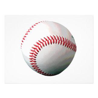 Baseball-Ball Flyer