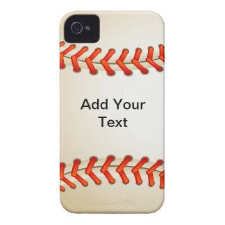Baseball Case-Mate iPhone 4 Hülle