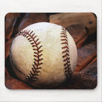 Baseball-Grafik Mousepads