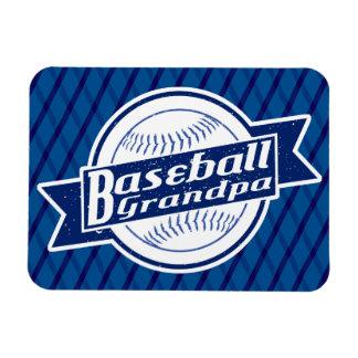 Baseball-Großvater-Magnet Magnet