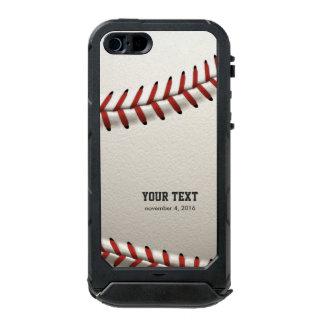 Baseball Incipio ATLAS ID™ iPhone 5 Hülle