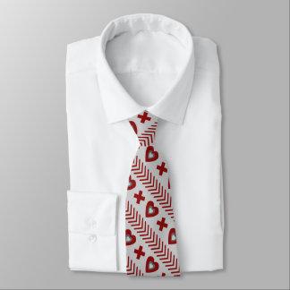 Baseball-Liebe Bedruckte Krawatte