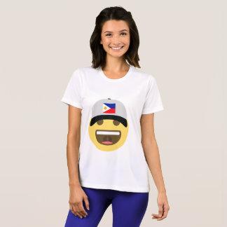 Baseball-Mütze Philippinen Emoji T-Shirt