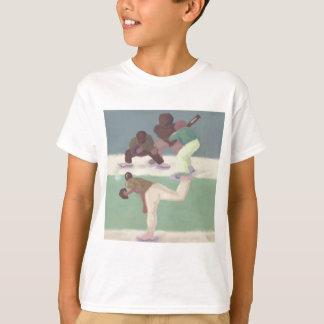 Baseball-Neigung, T - Shirt/Shirt T-Shirt