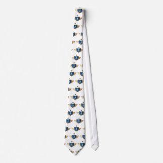 baseball player krawatte