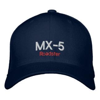 Baseballmütze des Röster-MX-5 Bestickte Kappe