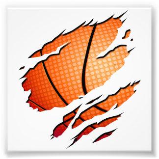 Basketball Photo Drucke
