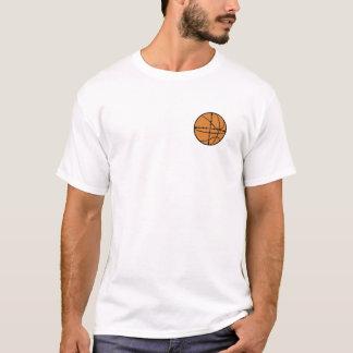 Basketball-Schießen-Strecken-Shirt T-Shirt