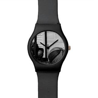 Basketbälle Uhr