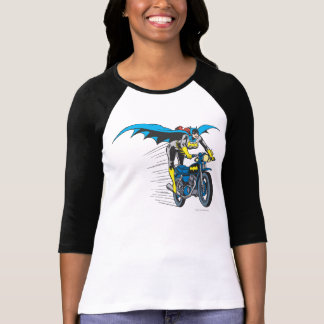 Batgirl auf Batcycle T-Shirt