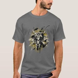 Batman auf Fahrrad T-Shirt