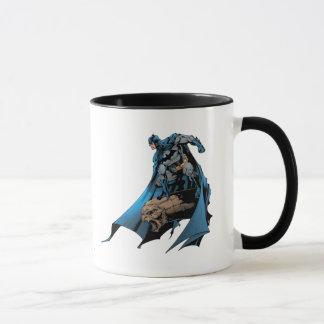 Batman auf Wasserspeier Tasse