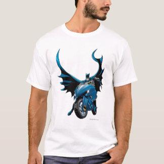 Batman auf Zyklus T-Shirt