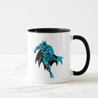 Batman-Blau Tasse