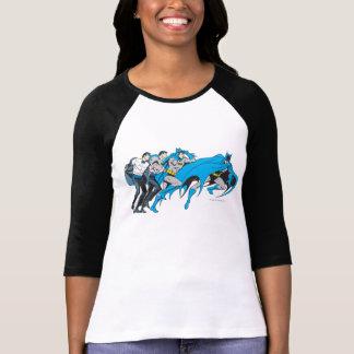 Batman/Bruce-Umwandlung T-Shirt