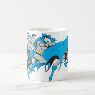Batman/Bruce-Umwandlung Tasse