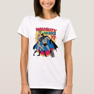 Batman | Catwoman unter dem frechen oder Nizza T-Shirt