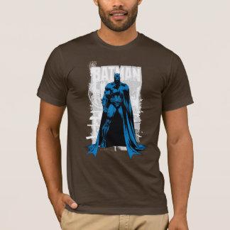 Batman-Comic - Vintages volles - Ansicht T-Shirt
